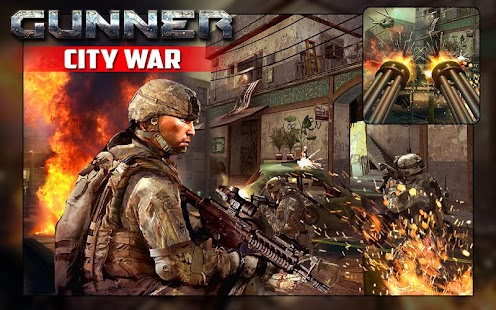 Gunner City War- screenshot thumbnail