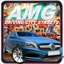 Amg Driving City Streets