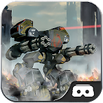 VR Robot Battle Counter Survival 2017 Icon
