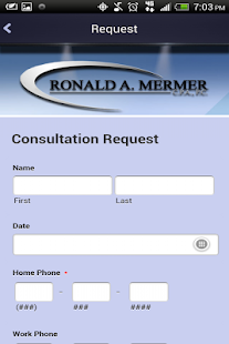 Mermer CPA's - screenshot