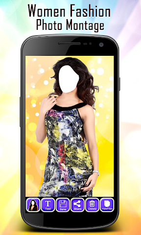 android Women Fashion Photo Montage Screenshot 7