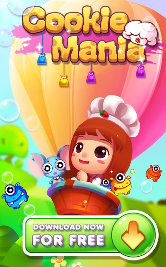 Cookie Mania - Halloween Sweet Game Screenshot 8