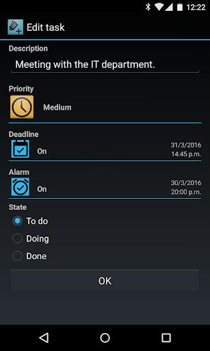 Tasks and Events Premium - screenshot