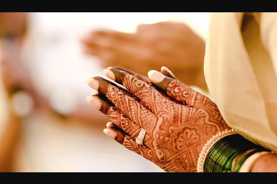 Hands of Prayer by Subodh Kesarkar - Wedding Bride & Groom ( candids, wedding, candid, photography )
