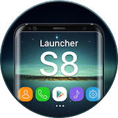 S8 Launcher - Launcher Galaxy Icon