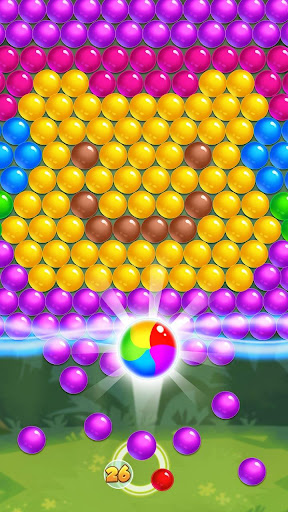 Bubble Shooter Jungle For PC