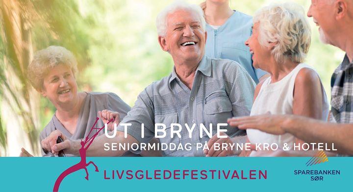 UT I BRYNE – Seniormiddag på Bryne kro & Hotell
