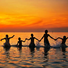 together forever by Ahmad Sahroni - Babies & Children Children Candids (  )