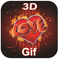 Free 3D Love Gif Collection APK for Windows 8