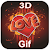 3D Love Gif Collection file APK for Gaming PC/PS3/PS4 Smart TV