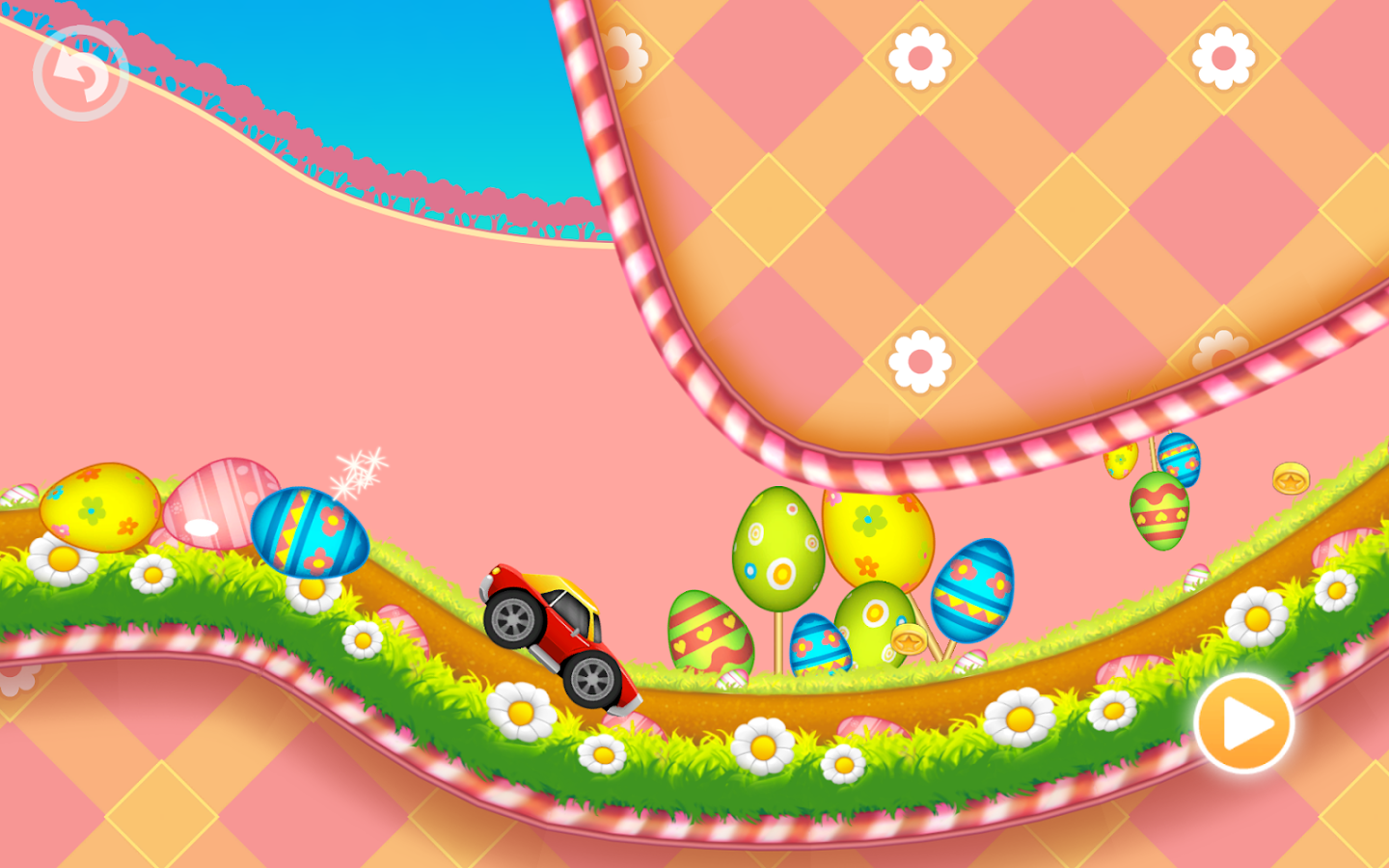 Fun Kid Racing GOLD Screenshot 3