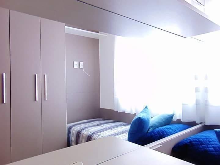 Apartamento com 3 dormitórios à venda, 60 m² por R$ 148.000 - Roça Grande - Colombo/PR