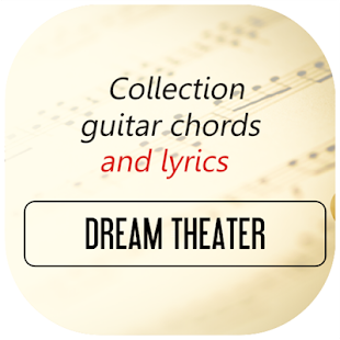 Guitar Chords of Dream Theater - screenshot