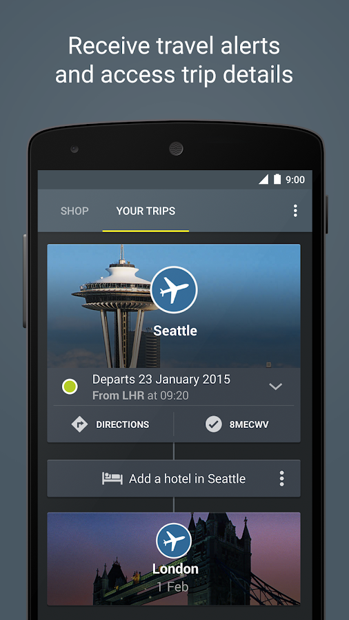 Expedia Hotels, Flights & Cars Screenshot 4