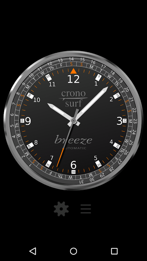 Cronosurf Breeze & Air Pro Screenshot