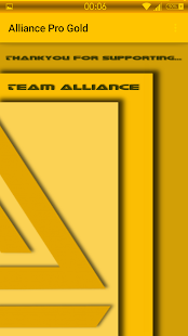 Alliance Pro Gold Note 4 - screenshot