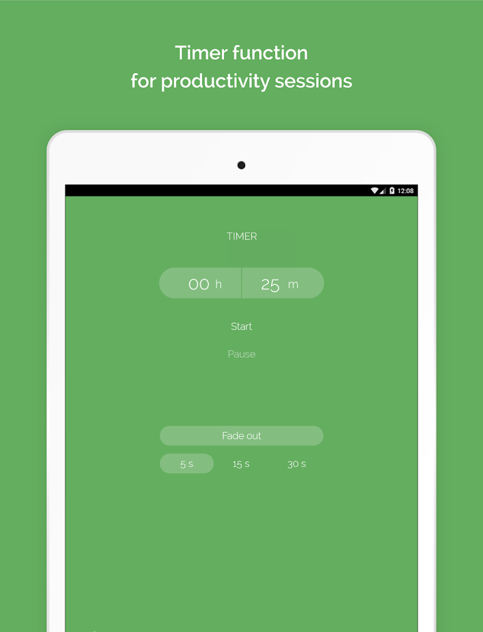 Noisli Screenshot 13