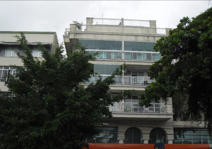 Cobertura na Praia de São Francisco com 3 dormitórios à venda, 180 m² - São Francisco - Niterói/RJ
