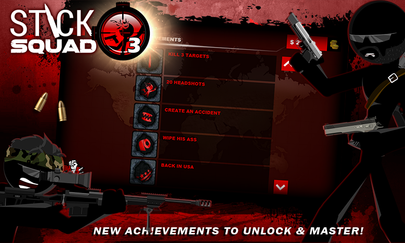 Stick Squad 3 - Modern Shooter Screenshot 4