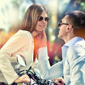 bide  & groom by Foto Zrak - Wedding Bride & Groom ( love, wedding photography, krusevac, wedding, foto zrak, beautiful, couple, bride and groom, nikon, bride, wedding details, groom )