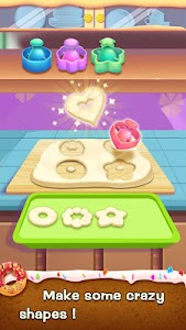Make Donut - Kids Cooking Game APK