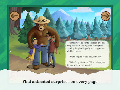 Smokey Bear & the Hidden Fire - screenshot