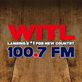 100.7 WITL - Lansing's #1 For New Country APK for Bluestacks