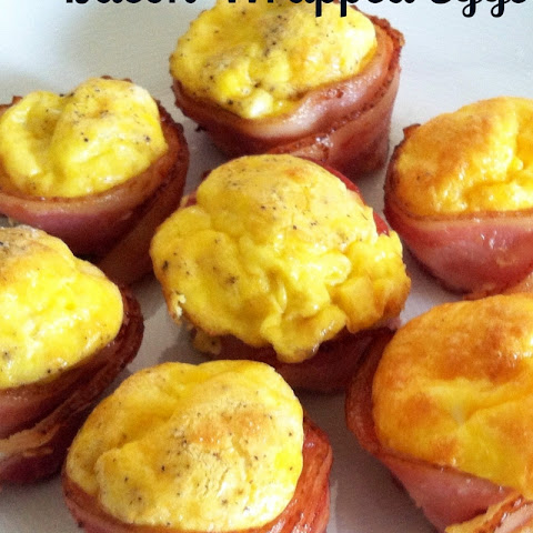 Bacon Wrapped Eggs