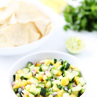 Cucumber Salsa For Fish Recipes