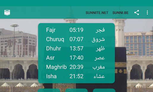 Islamic Prayer Times Qibla Salat Locator APK baixar
