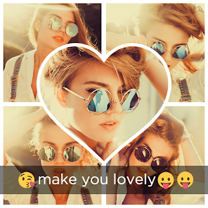 Pic Collage Maker Photo Editor App icon