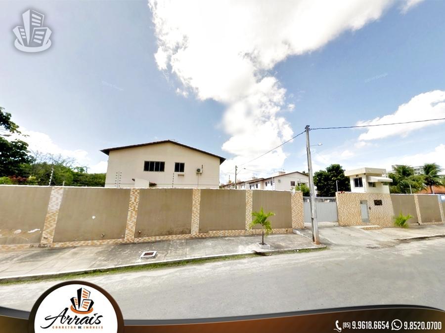 Apartamento para venda com 48 m² quadrados e 2 quartos em Passaré - Fortaleza - CE.