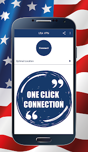 USA VPN Screenshot