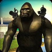 Game War of Flying Monster Kong Superhero apk for kindle fire