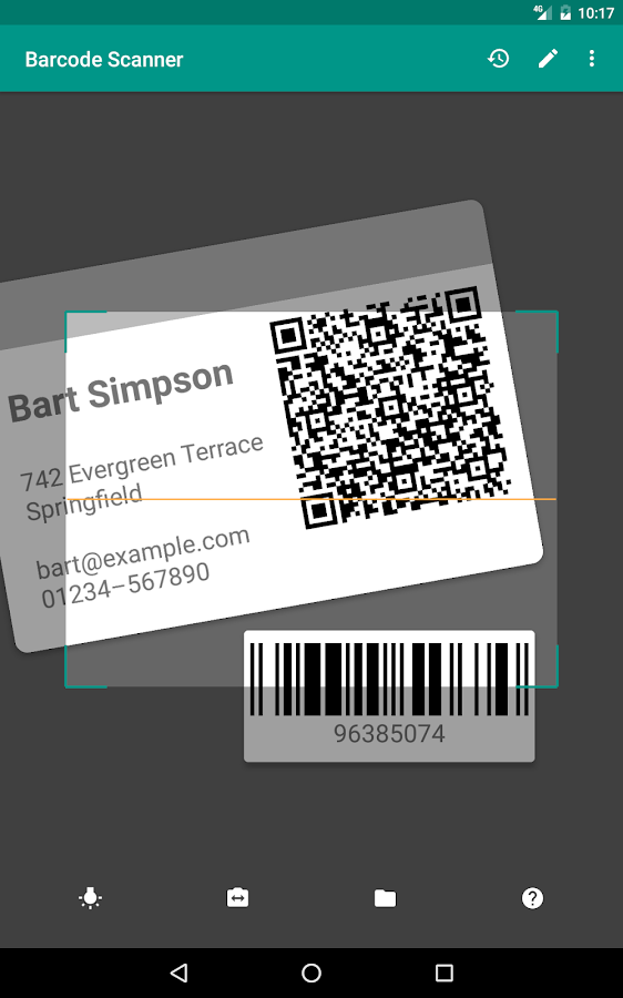 QR Reader (No Ads) Screenshot 16