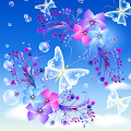 Free Butterfly Live Wallpapers APK for Windows 8
