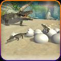 Free Download Crocodile Simulator Attack 3D APK for Samsung