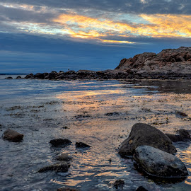 Botnerbaugen Rygge Norway by Dirk Rosin - Landscapes Beaches ( rygge, botnerbaugen, steder, landskap, larkollen, landschaft-natur, norway, norwegen, land, landschaft, norge, landscape )