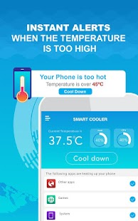 App Phone Cooler - CPU Cooler Master [PRO] APK for Windows Phone