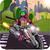 Super Turtle: Shadow Ninja Battle APK for Bluestacks
