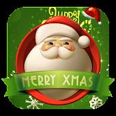 Free Merry Christmas gift theme 3D APK for Windows 8