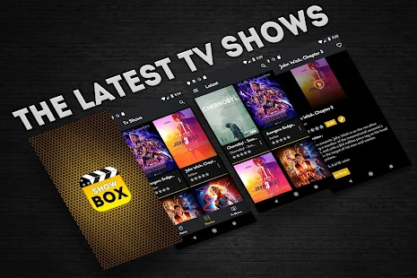 Movies & Shows HD - Box of Movies 2019