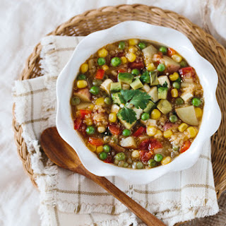 Quinoa Vegetable Stew Recipes