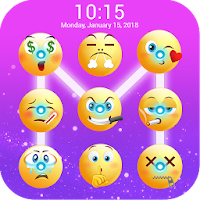 Emoji lock screen pattern on PC / Windows 7.8.10 & MAC