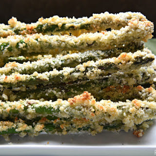 Asparagus With Panko Recipes