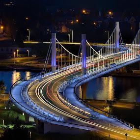Kanne by Louis Heylen - Buildings & Architecture Bridges & Suspended Structures