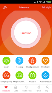 iCare Emotion Test Pro- screenshot thumbnail