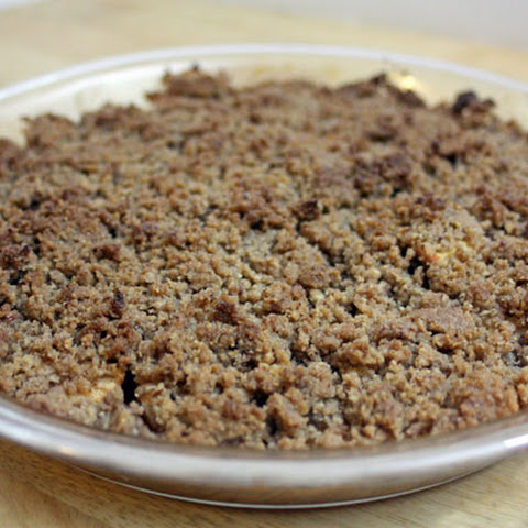 Gluten Free (and Vegan) Apple Crisp