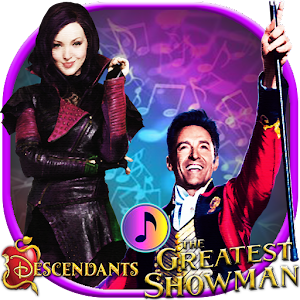 Descendants And The Greatest Showman - Musica For PC / Windows 7/8/10 / Mac – Free Download