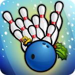 Bowling XMas Icon